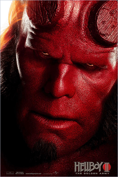 Hellboy 2 Poster