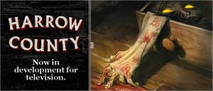Harrow County: now in development for television